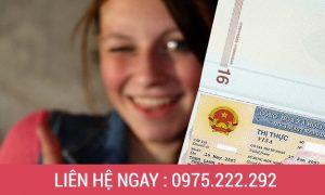 Dịch vụ làm thẻ tạm trú cho người nước ngoài được miễn giấy phép lao động