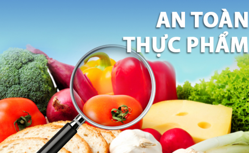 Tầm quan trọng của vệ sinh an toàn thực phẩm