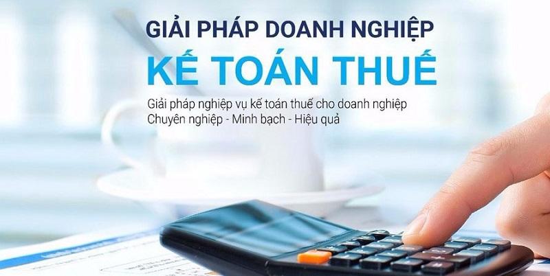 Hướng dẫn cách làm báo cáo thuế