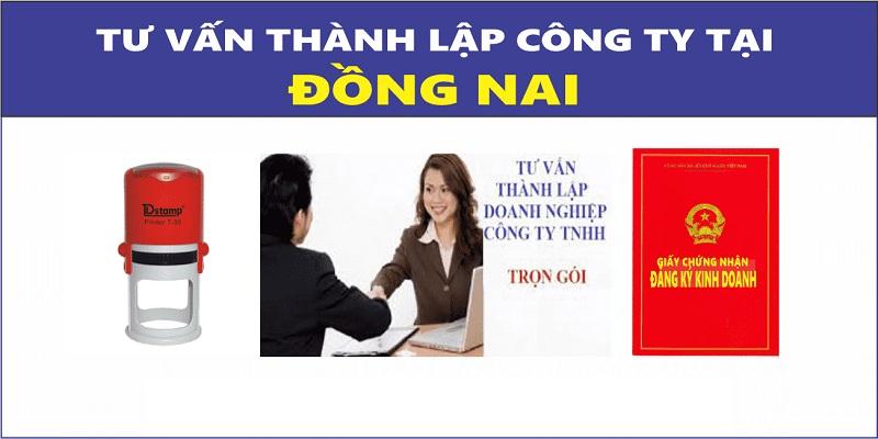 Đăng ký thành lập doanh nghiệp tại Đồng Nai