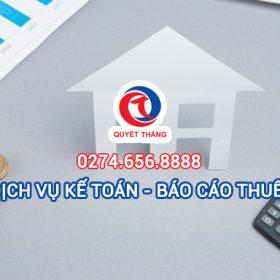 Dịch vụ kế toán tại Bình Tân Tp hcm