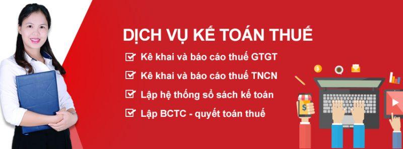Dịch vụ kế toán tại Bửu Long Đồng Nai