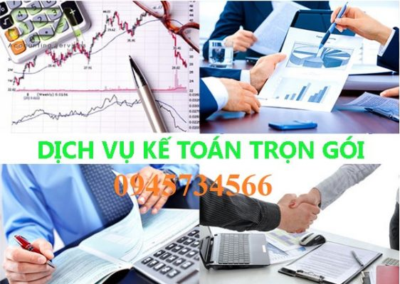Dịch vụ kế toán tại Phú Giáo